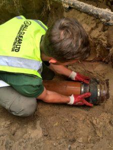 drain repairs