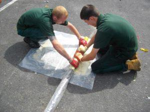 patch lining drain repair