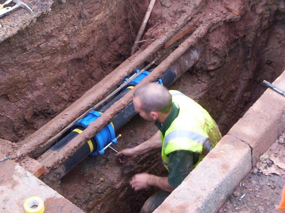 pipe repairs